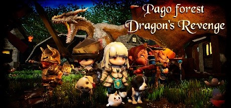 PAGO FOREST: DRAGON'S REVENGE Cover Image