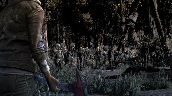 Скриншот №6 к The Walking Dead The Telltale Definitive Series