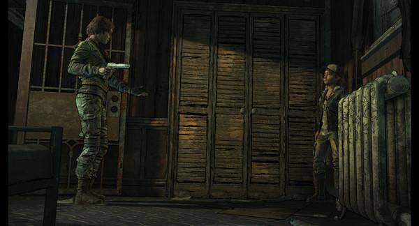 Скриншот №3 к The Walking Dead The Telltale Definitive Series