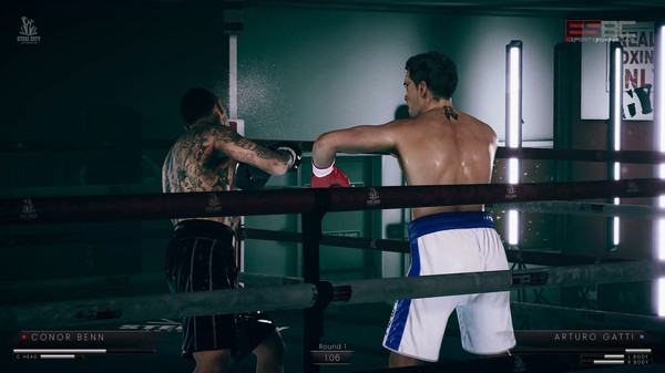 Скриншот из eSports Boxing Club