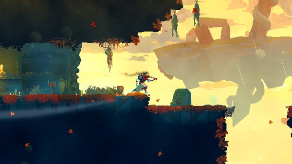 Скриншот №1 к Dead Cells Fatal Falls