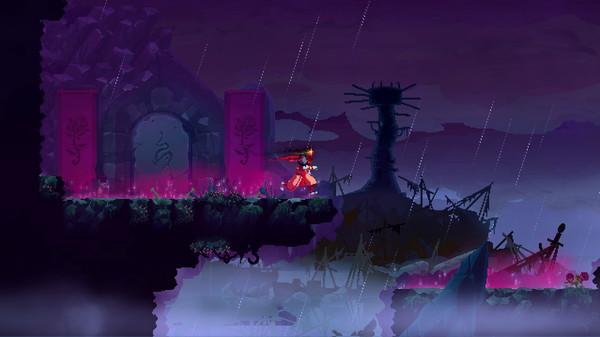 Скриншот №4 к Dead Cells Fatal Falls