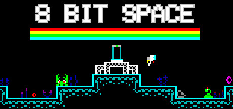 8 Bit Space Cover Image
