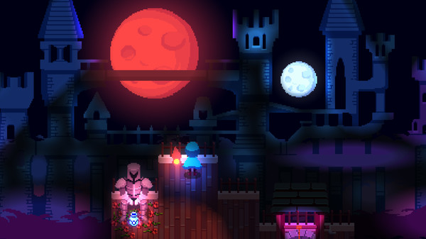 Screenshot of Night Reverie: Prologue