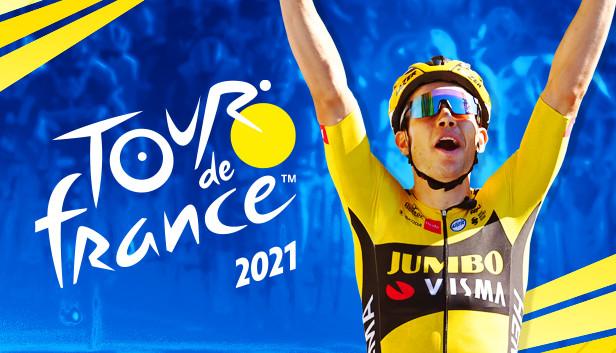 Tour de France 2021 on Steam