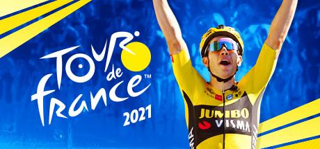 Tour de France 2021 Cover Image