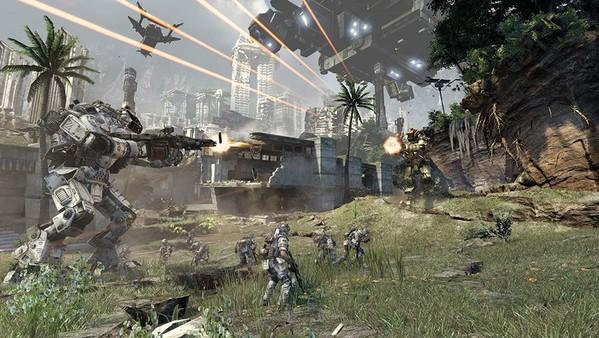 Titanfall скриншот