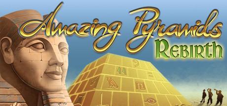 Amazing Pyramids: Rebirth Cover Image