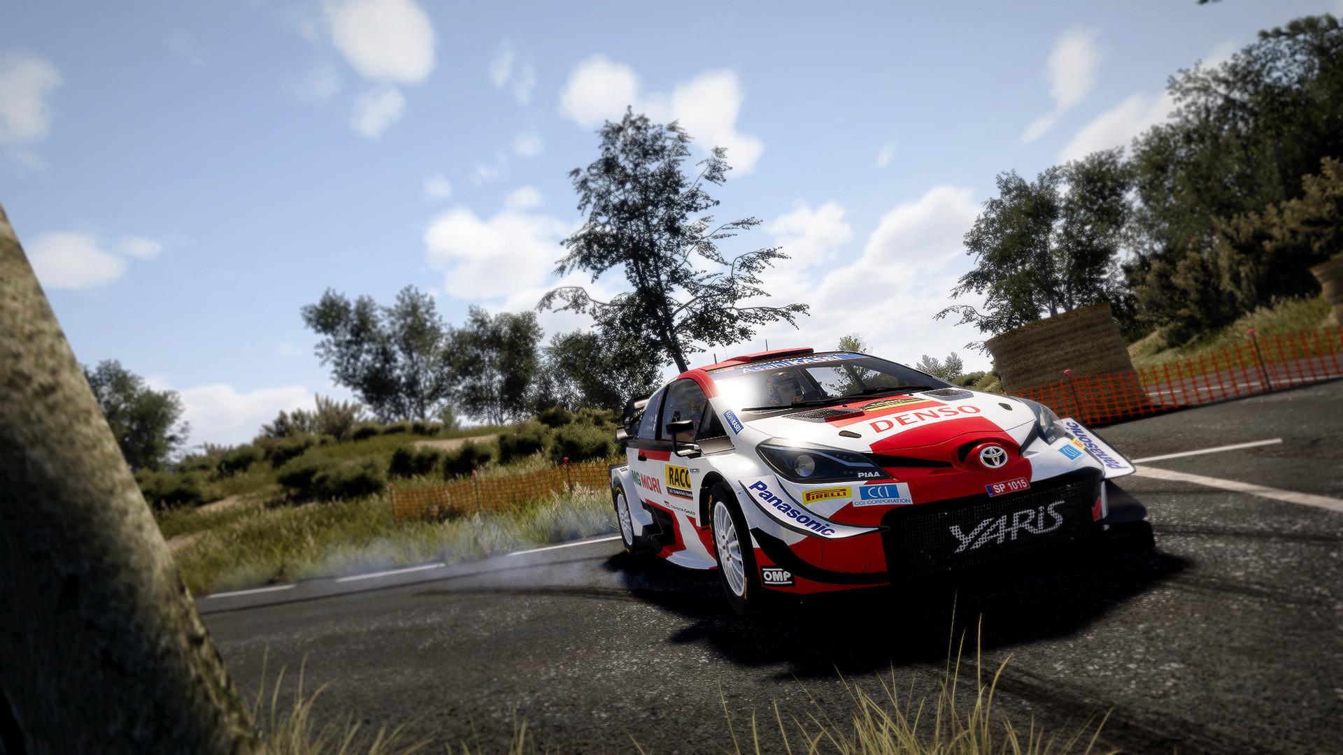WRC 10 FIA World Rally Championship no Steam