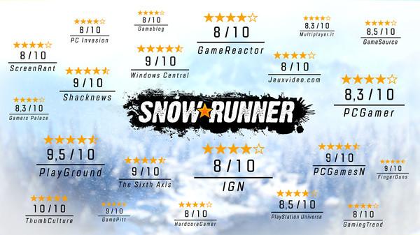 Скриншот №1 к SnowRunner