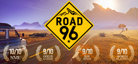 Road 96 🛣️ Cover Image