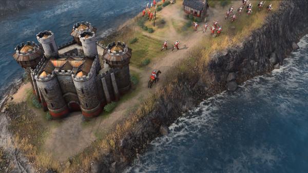 Скриншот №10 к Age of Empires IV
