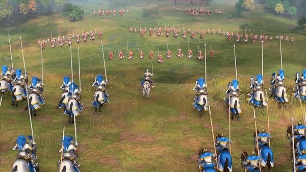Скриншот №1 к Age of Empires IV