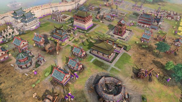 Скриншот №4 к Age of Empires IV