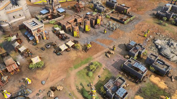 Скриншот №7 к Age of Empires IV