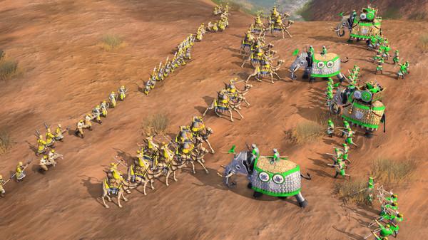 Скриншот №3 к Age of Empires IV