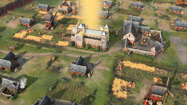 Скриншот №2 к Age of Empires IV
