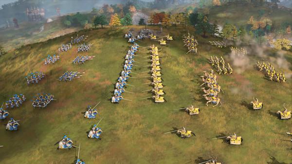 Age of Empires IV скриншот