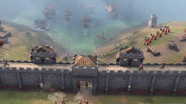 Скриншот №5 к Age of Empires IV