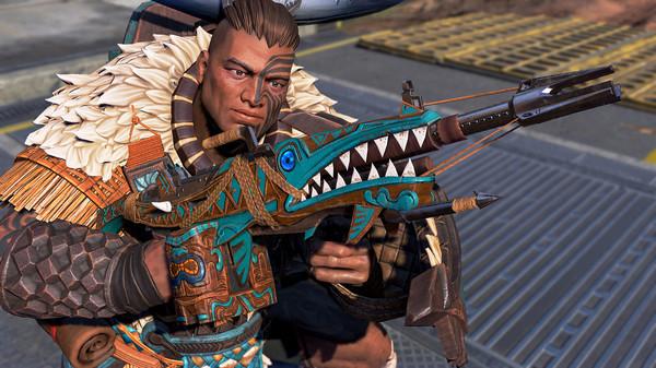 скриншот Apex Legends - Gibraltar Edition 1