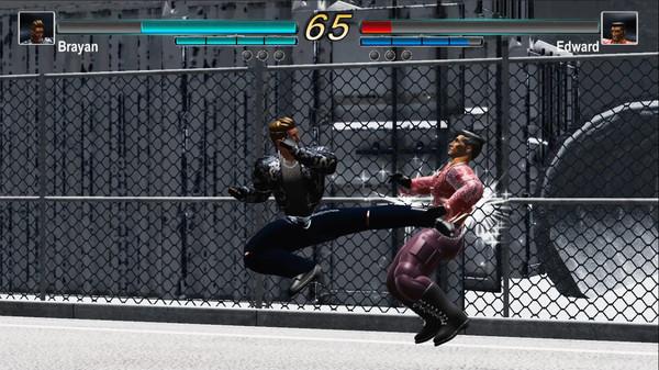 Unlimited Fight screenshot