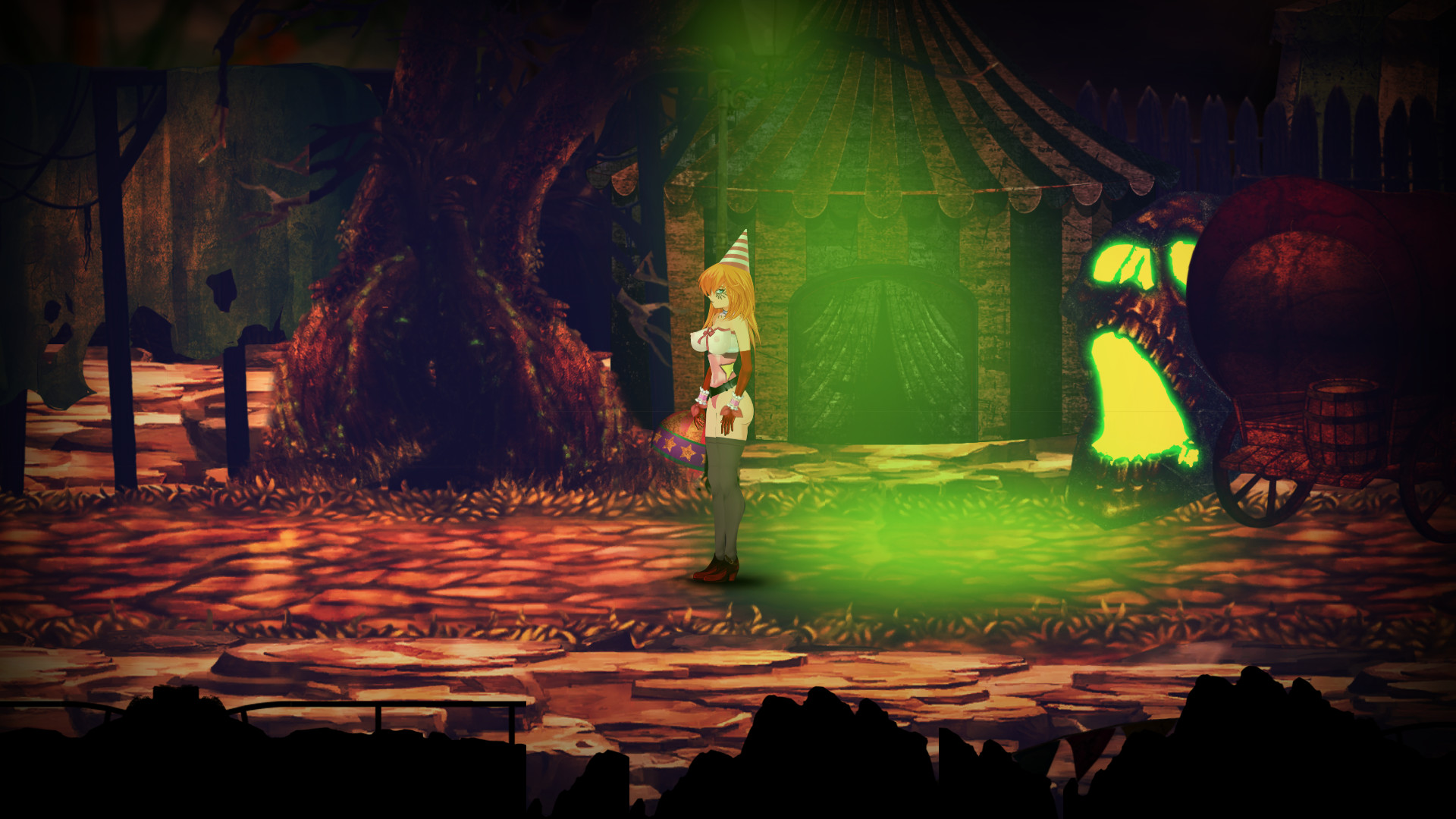 Witch 2 Hell Adventure Free Download