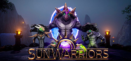 Sun Warriors Cover Image