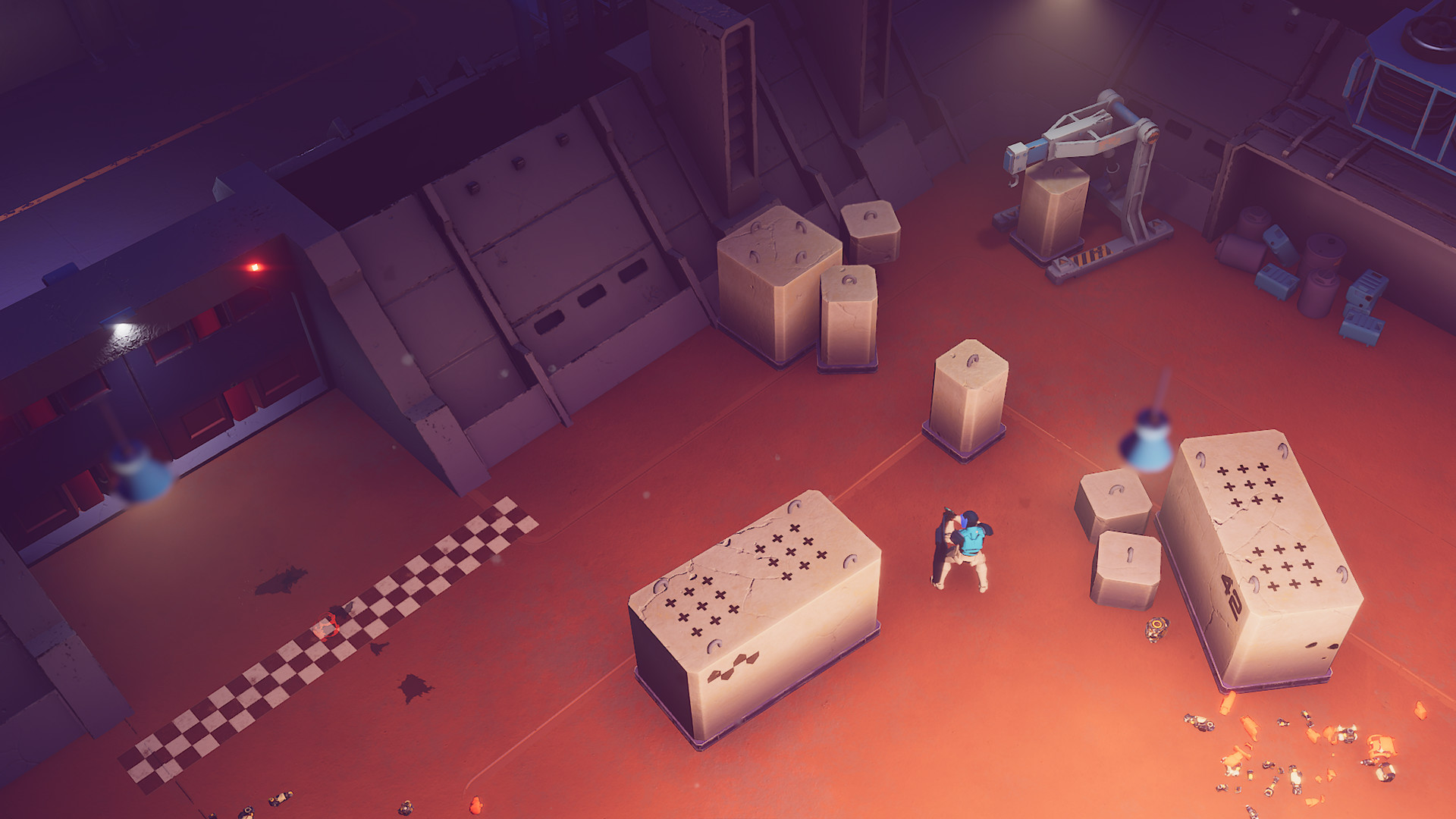 策略肉鸽射击游戏《合成人2》11月11日抢鲜体验插图9