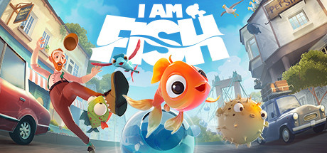 Image for I Am Fish
