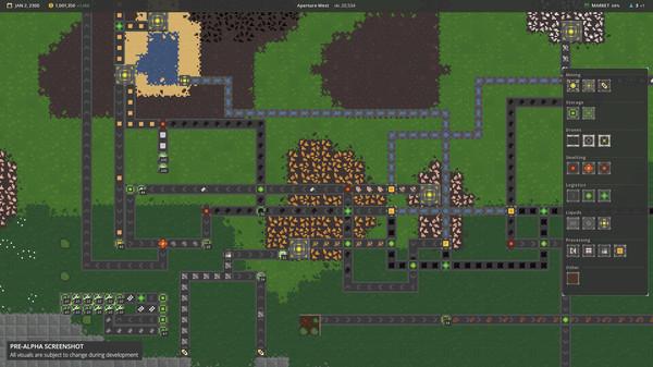 Скриншот №2 к Factory Magnate
