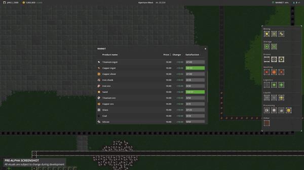 Скриншот №3 к Factory Magnate