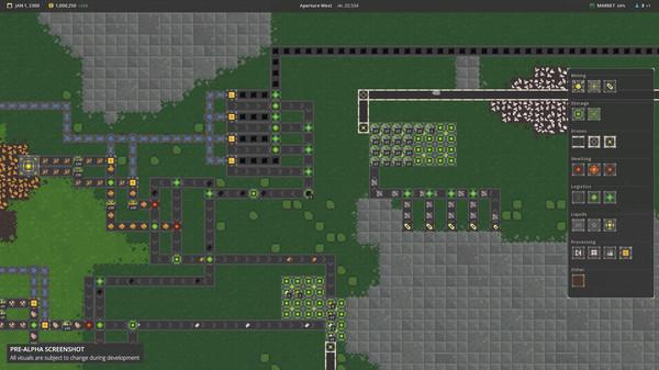 Скриншот №1 к Factory Magnate