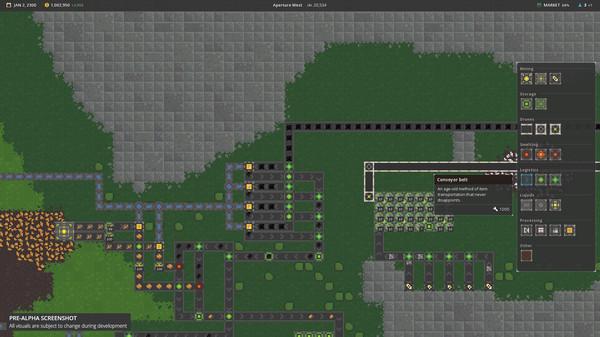 Скриншот №4 к Factory Magnate