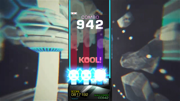 EZ2ON REBOOT : R screenshot