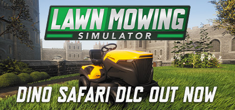 Lawn Mowing Simulator Cover Image