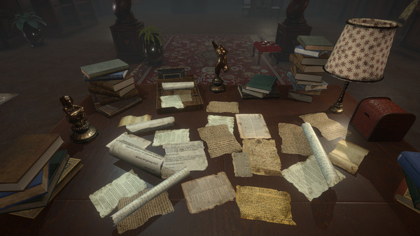 Скриншот №8 к Dagon by H. P. Lovecraft