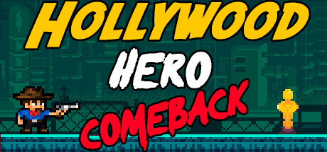 Hollywood Hero: Comeback Cover Image