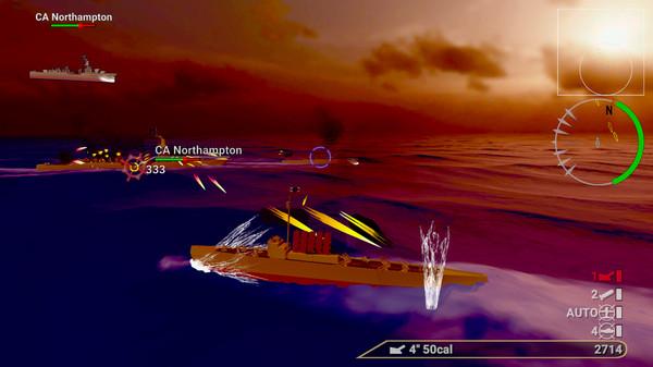 Waves of Steel screenshot