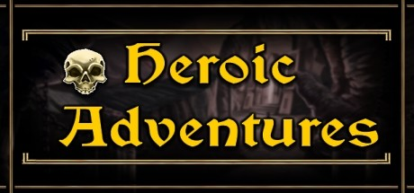 Heroic Adventures Cover Image