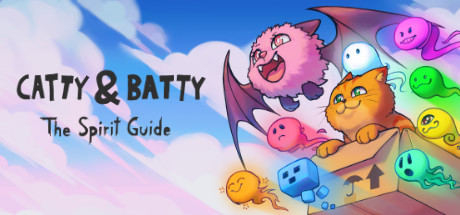 Catty & Batty: The Spirit Guide Cover Image