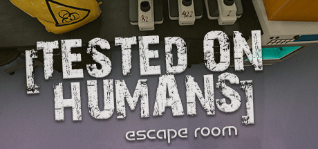 Tested on Humans: Escape Room Cover Image