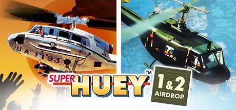 Super Huey Airdrop 1 & 2 ! Header