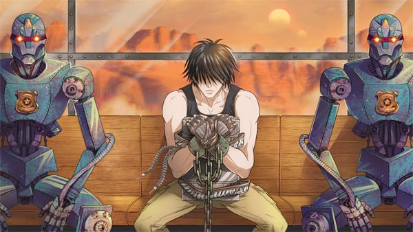 Maelstrom: A Yaoi Visual Novel