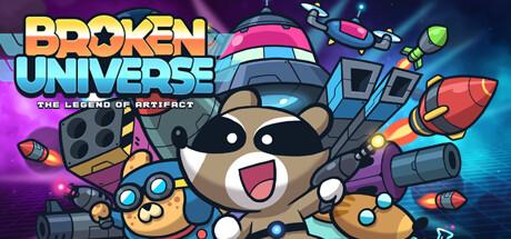 Broken Universe - Tower Defense Cover Image