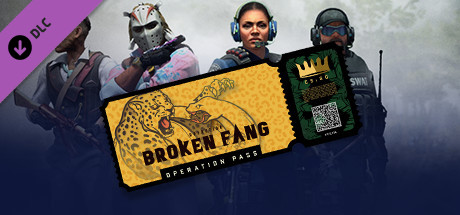 Counter-Strike: Global Offensive - Operation Broken Fang