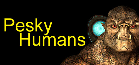 Pesky Humans Cover Image