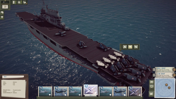 Aircraft Carrier Survival: Prologue screenshot