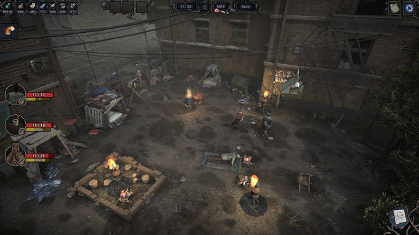 Garbage: Hobo Prophecy screenshot