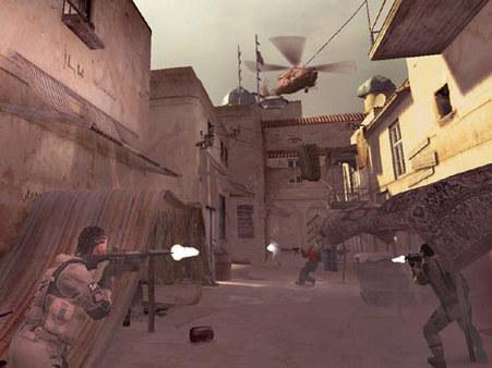 Tom Clancy's Rainbow Six: Lockdown скриншот