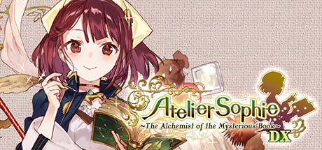 Atelier Sophie: The Alchemist of the Mysterious Book DX Torrent Download